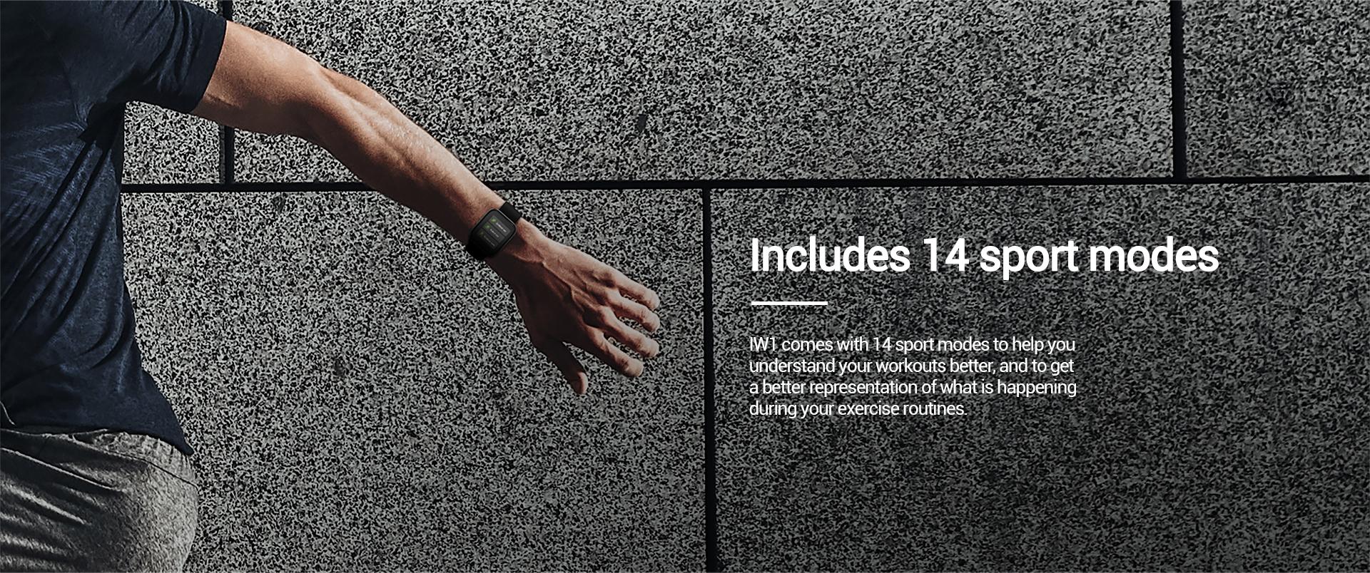 Letsfit IW1 Smart Watch