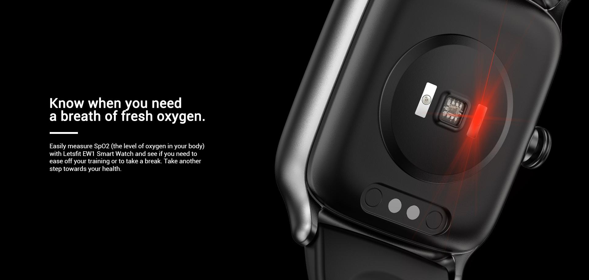 smart watch spo2