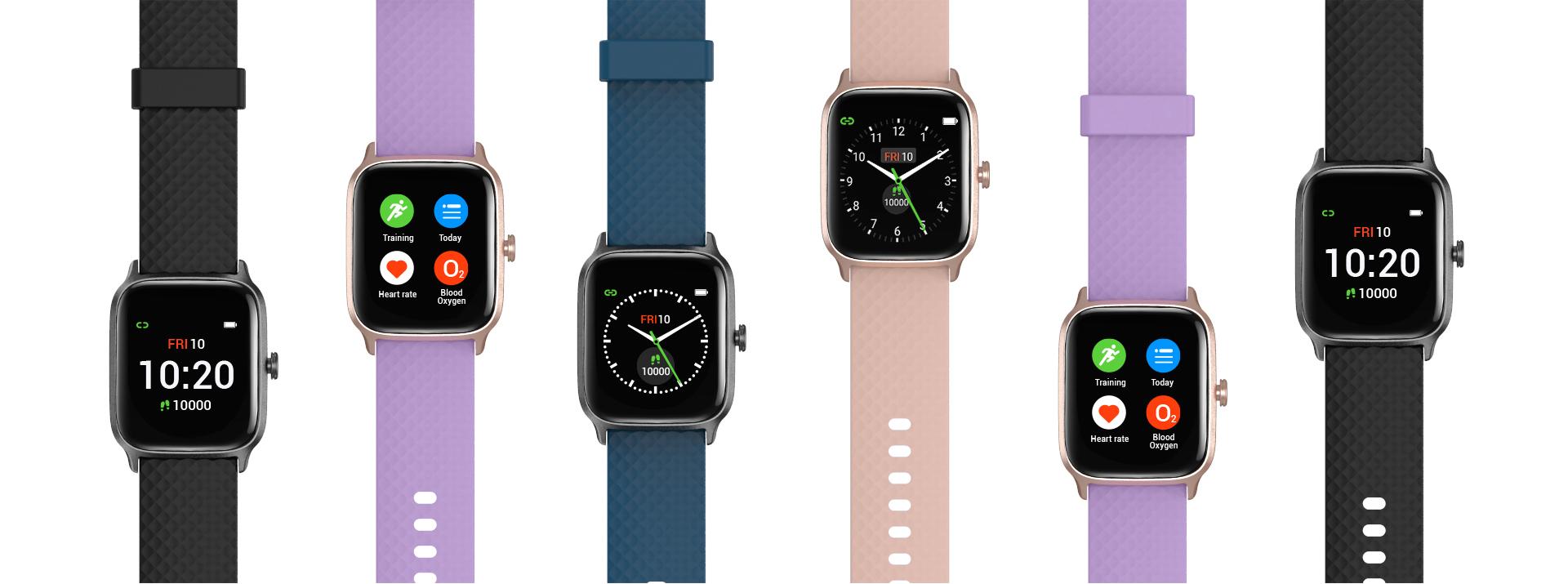 EW1 Smart Watch
