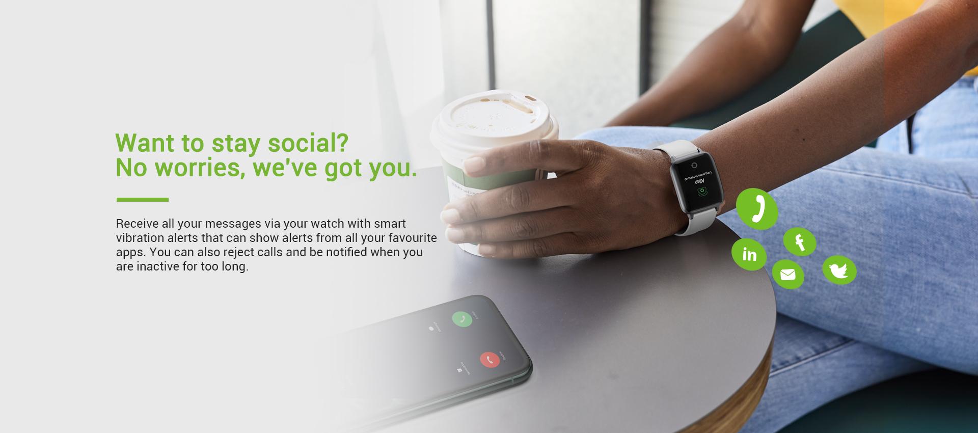 ID205S Smart Watch