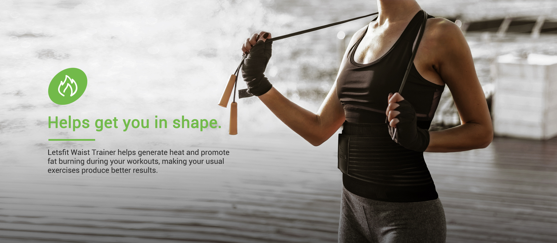 waist trimmer trainer body shaper