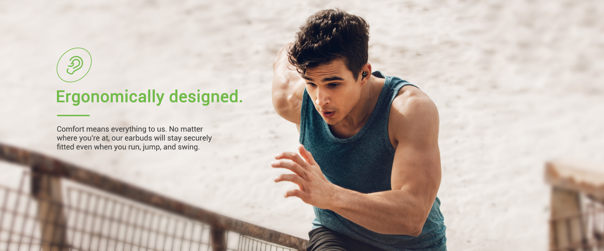 comfortable wireless earbuds for small ears