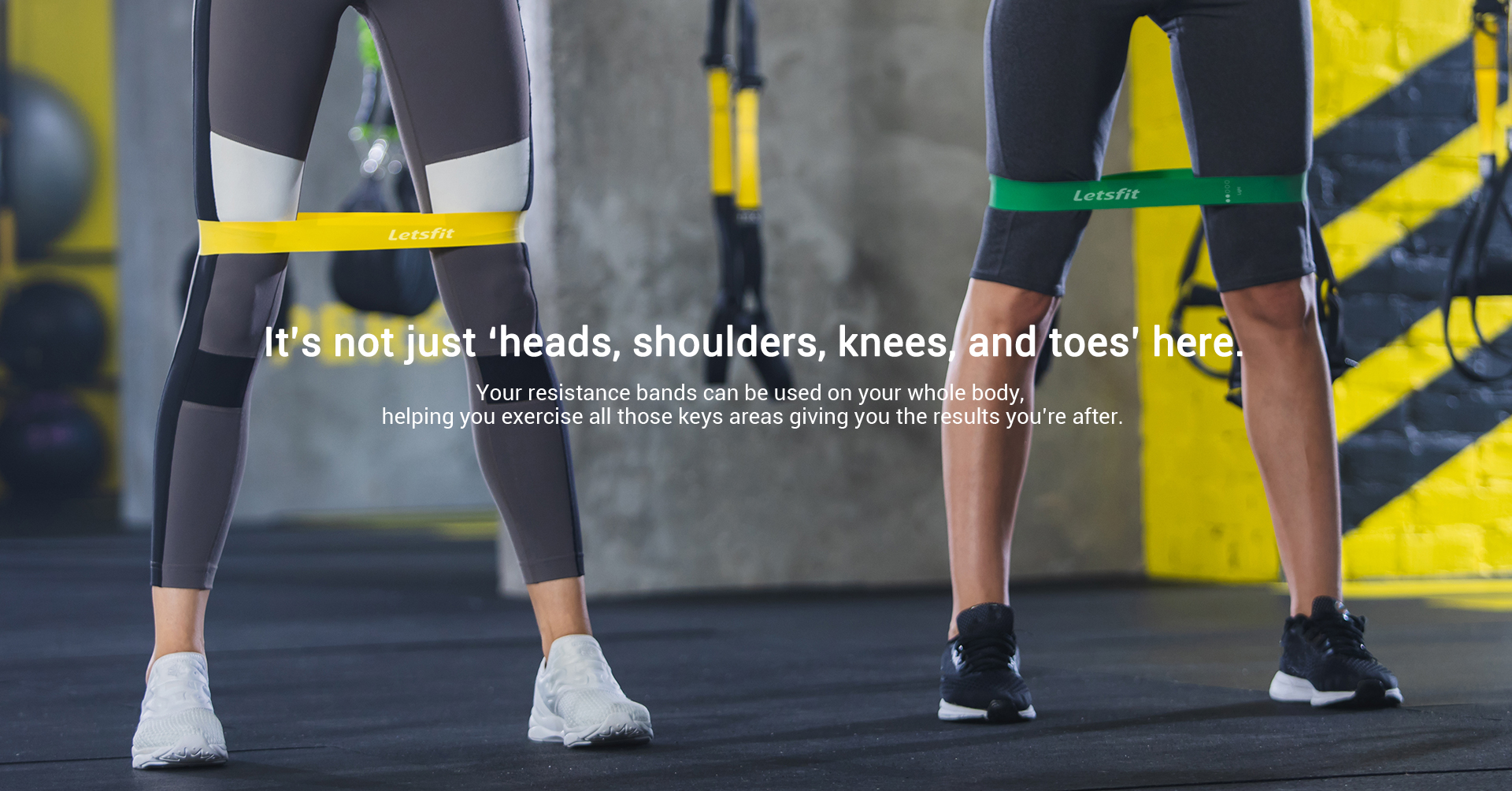 resistance loop bands exercises for legs