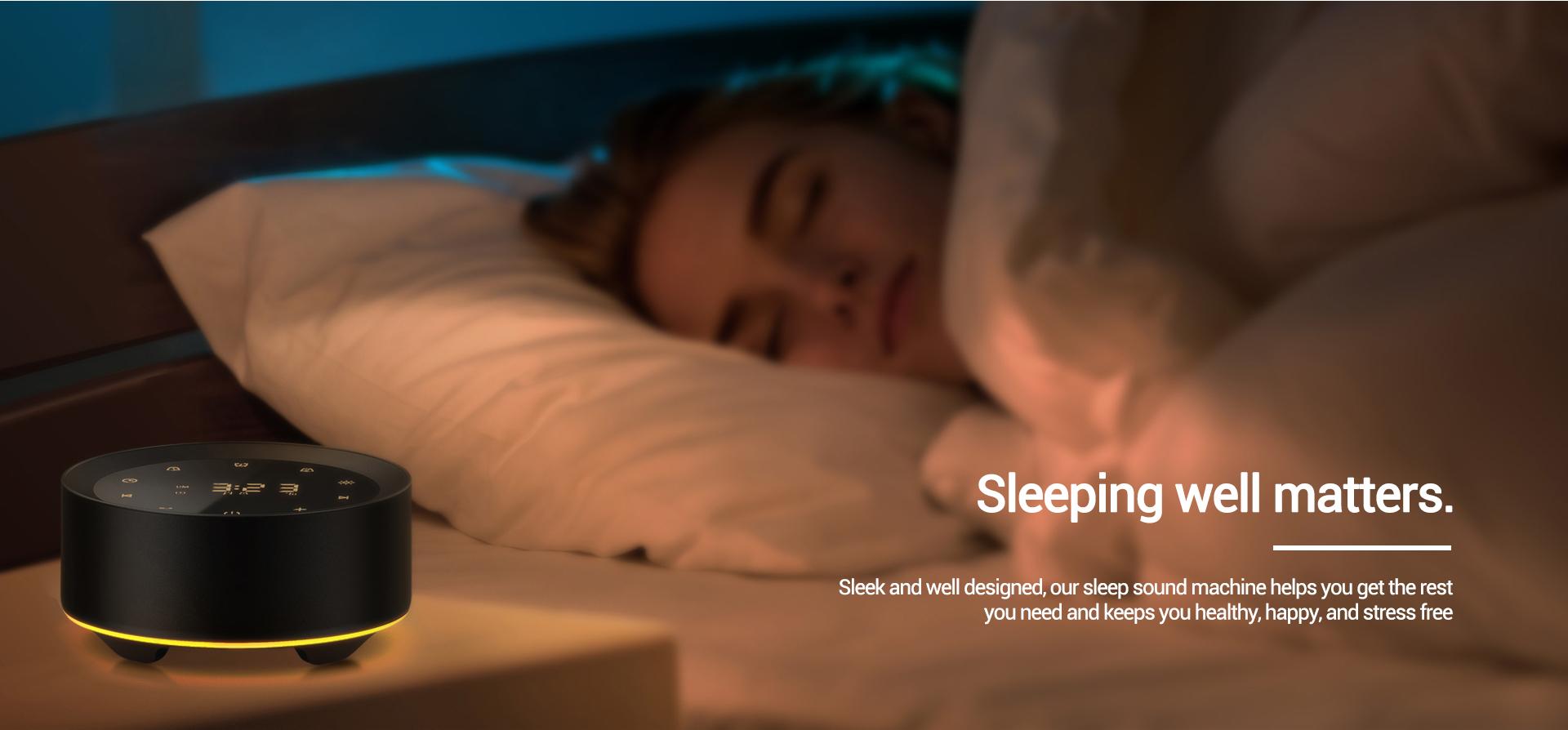 Sound Machine for Sleeping