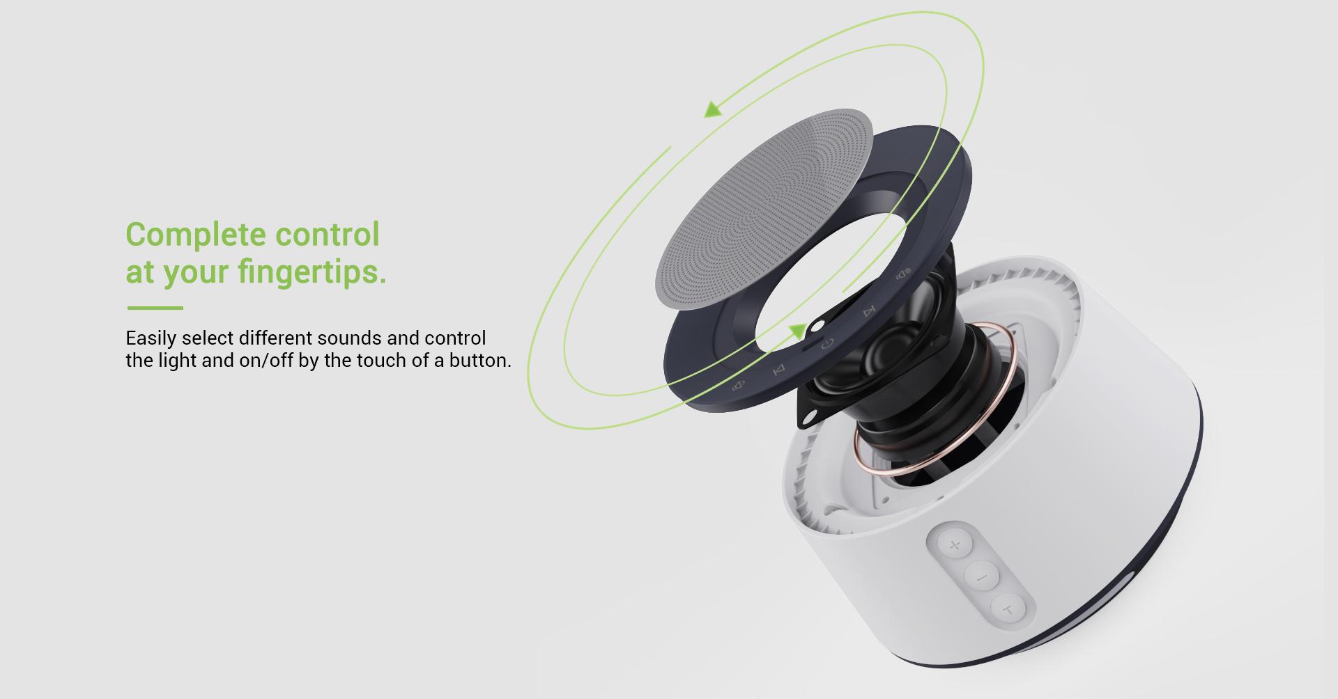 easysleep sound white noise machine