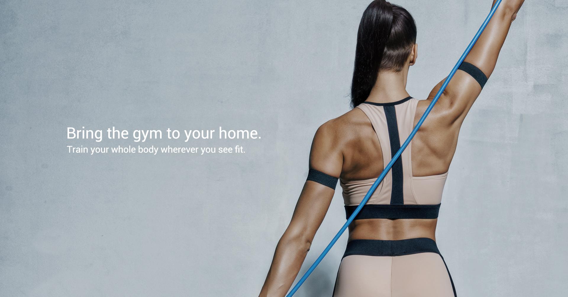 gym resistance bands