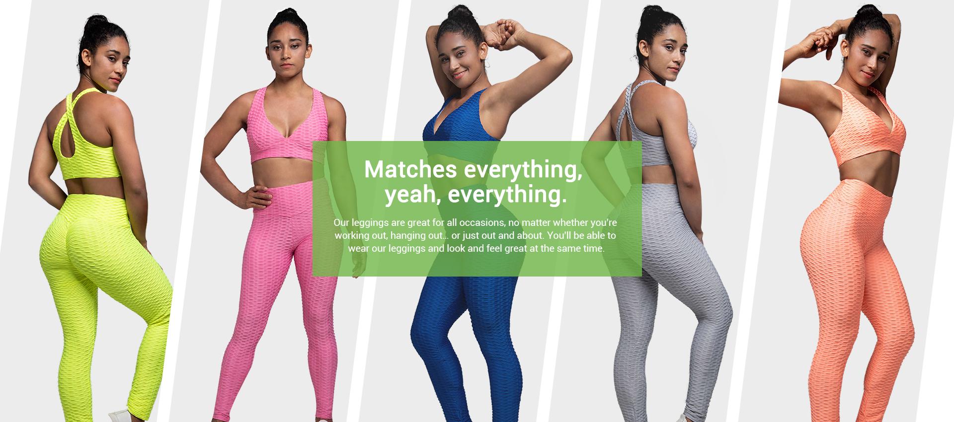 anti cellulite leggings for women