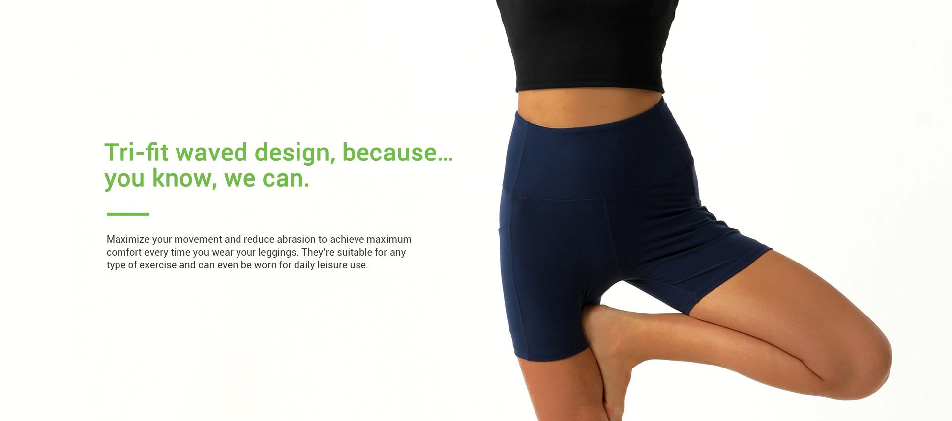 short leggings for women